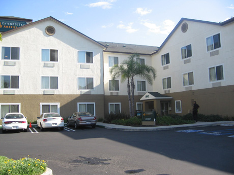 Extended Stay America Economy Los Angeles South