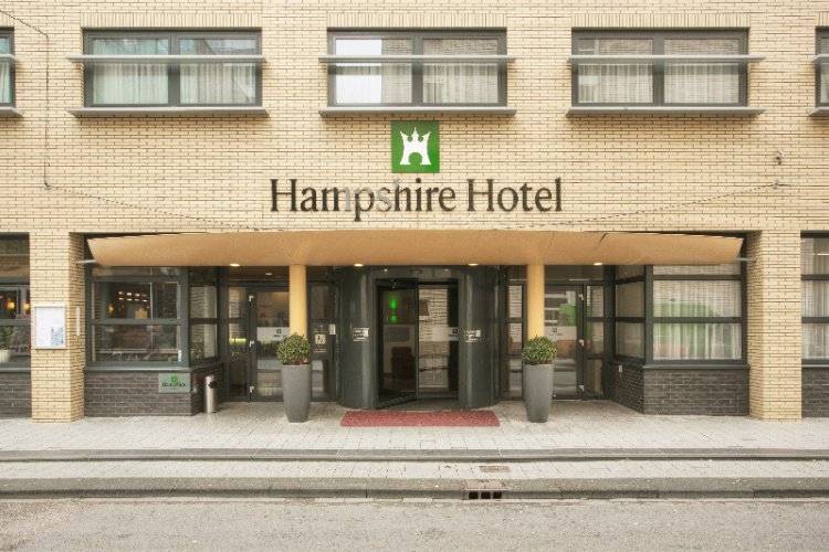 Hampshire City Hotel Hengelo 1 of 15