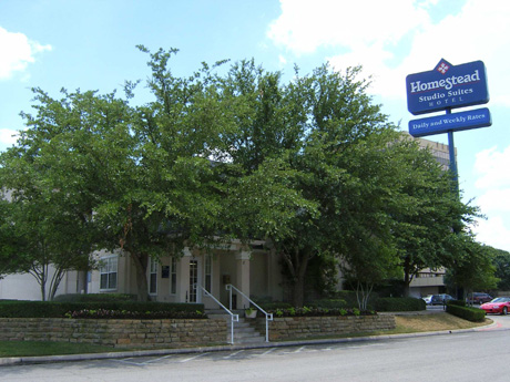 Homestead Studio Suites Fort Worth Medical Center