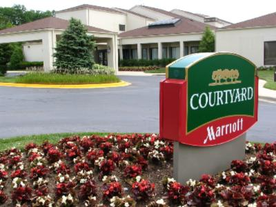 Charlotte Arrowood Courtyard by Marriott