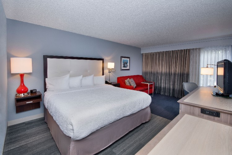 Our King Bedded Rooms Come With A Sleeper Sofa 14 of 18