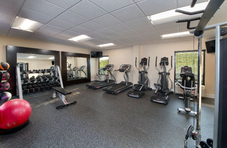 Up To Date Fitness Facility 16 of 18