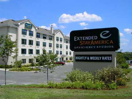 Extended Stay America East Providence 1 of 5