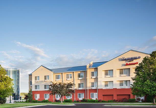 Fairfield Inn Manhattan Kansas 300 Colorado St Ks 66502