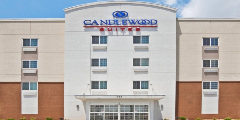 Candlewood Suites Midland Sw 1 of 5