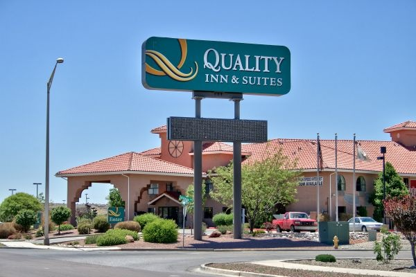 Quality Inn & Suites 1 of 3