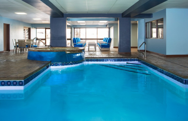 Indoor Heated Pool With Wading Pool 8 of 9