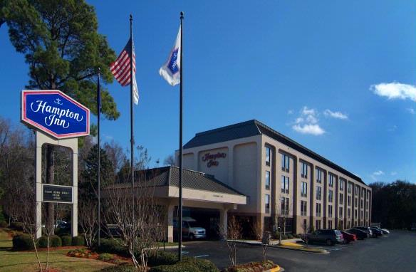 Hampton Inn Airport Charleston 1 of 8