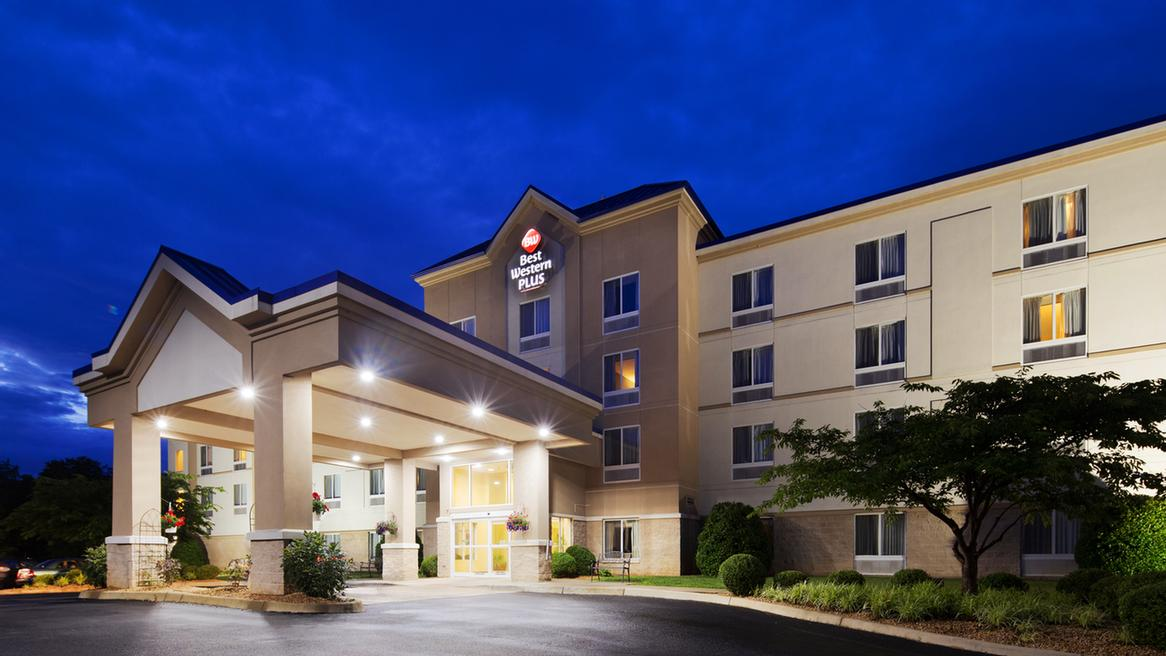 Image of Best Western Plus Waynesboro Conference Center
