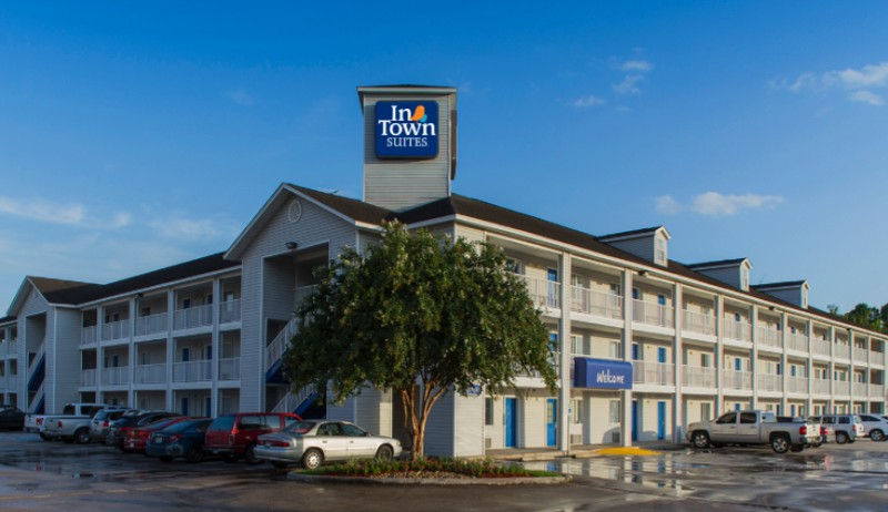 Intown Suites Newport News City Center (Xnn)