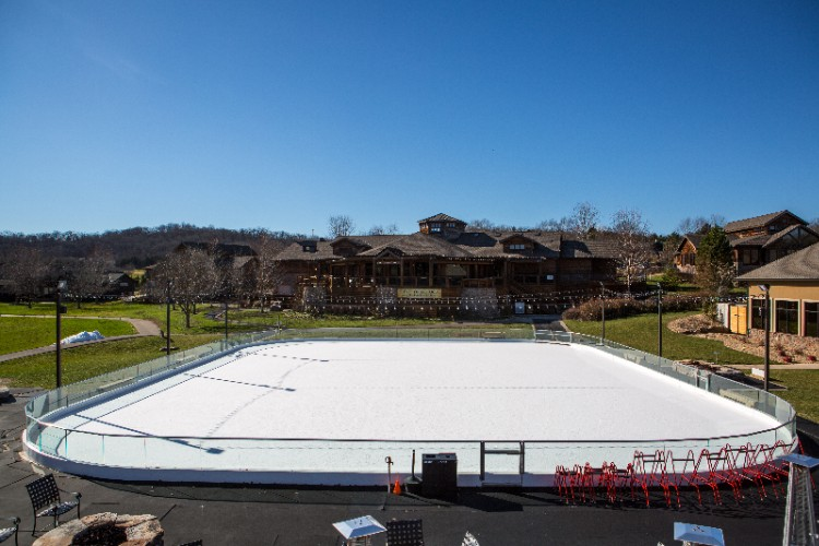 The Ice At Old Kinderhook 9 of 10