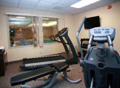 Our Fitness Room Gives You Plenty Of Options For A Workout. 5 of 10
