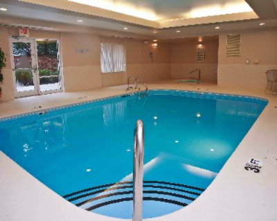 Enjoy Our Indoor Pool 365 Days A Year. 8 of 10