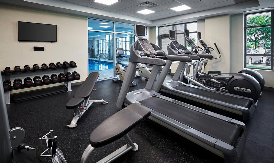 Onsite Fitness Facilities 5 of 16