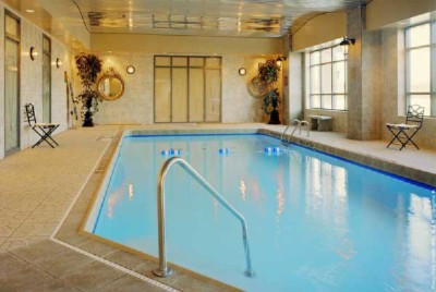 Indoor Swimming Pool Whirlpool And Suana 9 of 16