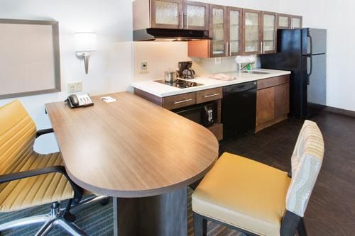 Fully Equipped Kitchen In All Suites 5 of 10