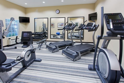 State-Of-The-Art Fitness Center 9 of 10