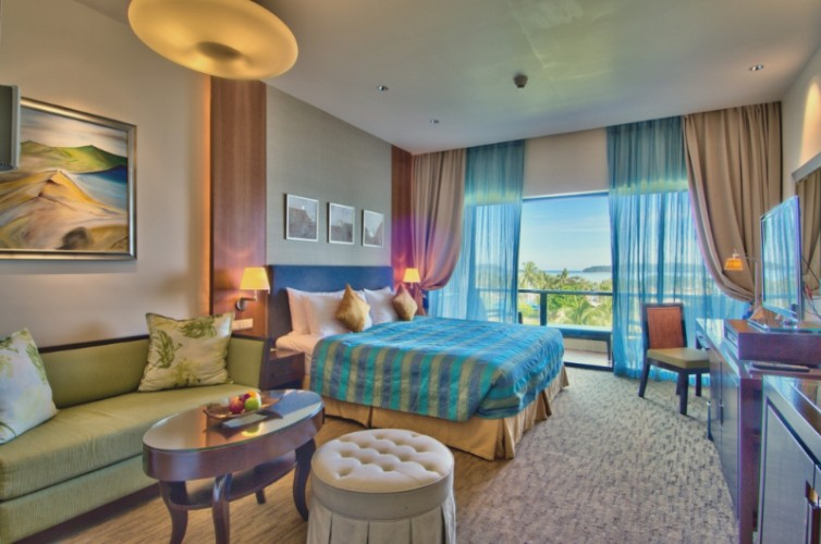 Kinabalu Seaview Room -Lead In Category 5 of 16