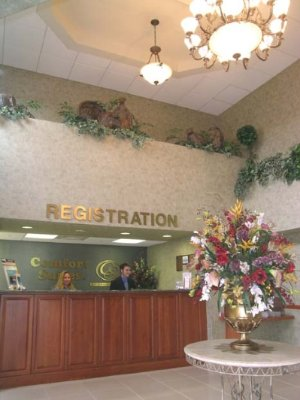 Comfort Suites Lobby/reception Area 4 of 5
