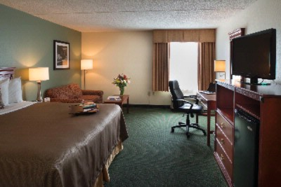 Comfortable King Rooms With Pullouts 4 of 13