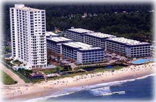 Myrtle Beach Resort By Beach Vacations  South Surfside Beach Sc
