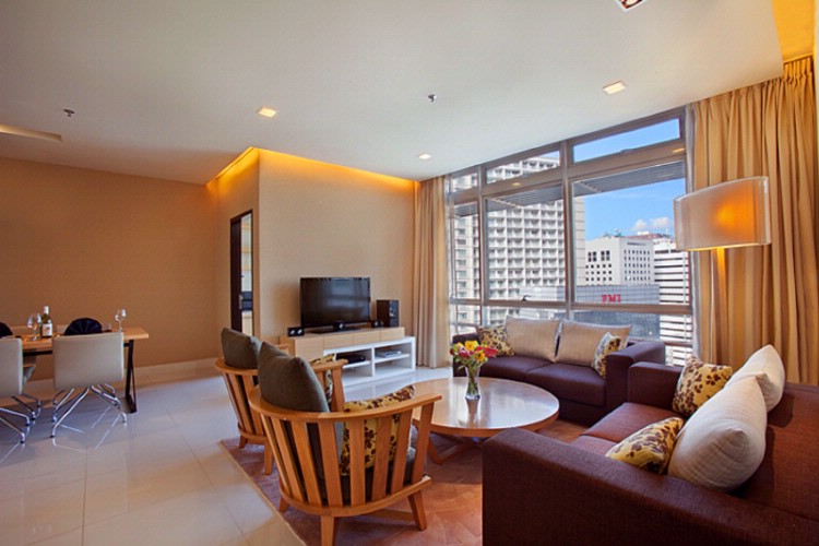 Two Bedroom Premier Living Room -96sqm 19 of 23