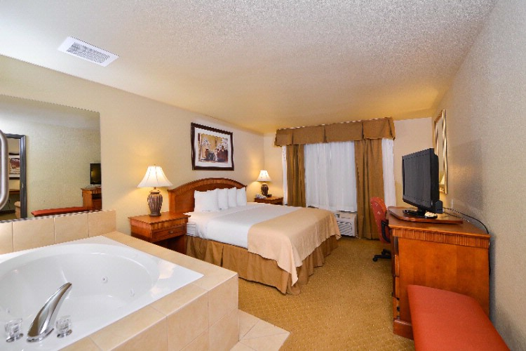 Jacuzzi Suite 6 of 16