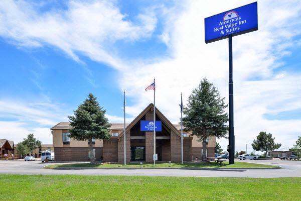 Americas Best Value Inn & Suites Fort Collins E 1 of 14