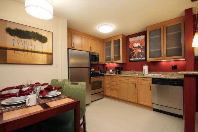 Two-Bedroom Suite: Fully Equipped Kitchen 18 of 22