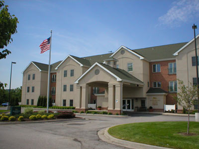Image of Homewood Suites Kansas City Airport