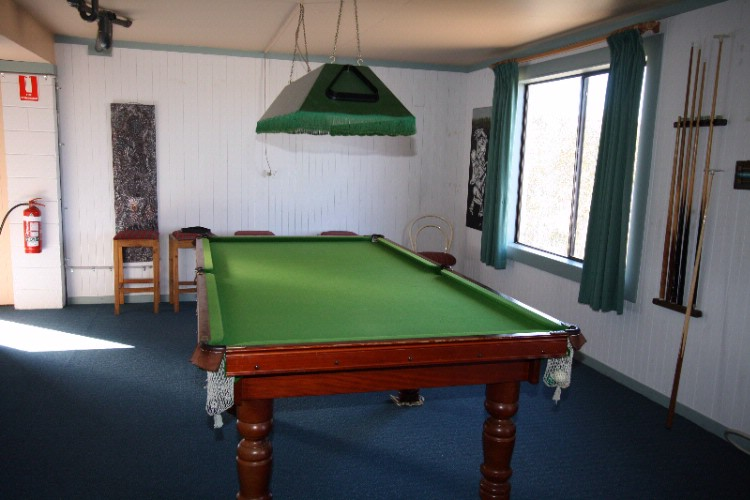 Snooker Area 9 of 14