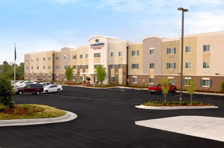 Candlewood Suites Columbus Northeast 1 of 7