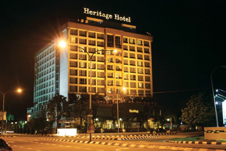 Hotel Heritage Ipoh 1 of 14