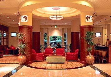 Hotel Lobby And Lounge 8 of 11