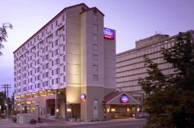 Fairfield Inn & Suites Marriott Denver / Cherry Cr 1 of 7