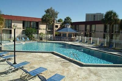 Relax In Our Heated Pool 3 of 25