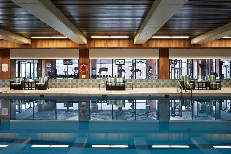 Indoor Pool & Fitness Area 12 of 19