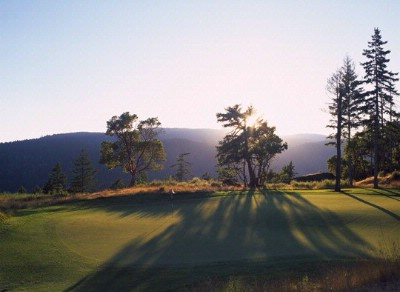 4th Hole -Bear Mountain Golf & Country Club -Mountain Course 13 of 25