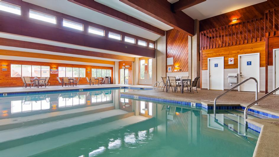 Indoor Pool Area 7 of 10