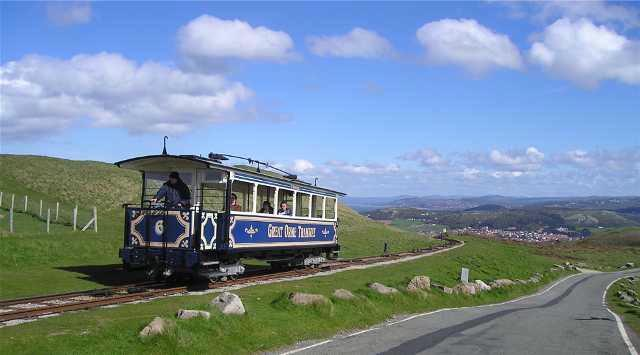 Great Orme Tramway 3 of 4