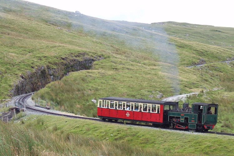 Snowdon Mountain Railway 4 of 4