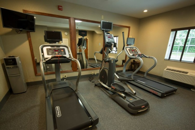 24-Hour Fitness Center 13 of 16