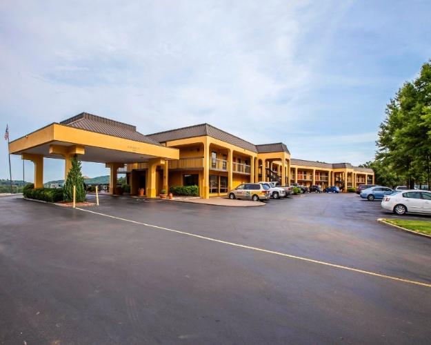 Quality Inn Airport Southeast 3910 Kilgore Memorial Dr Birmingham Al 35210