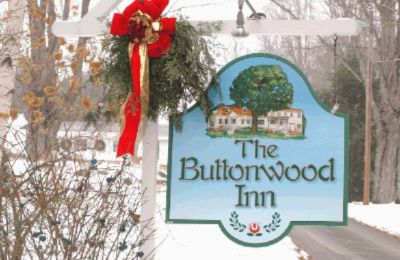 Buttonwood Sign In Winter 11 of 31
