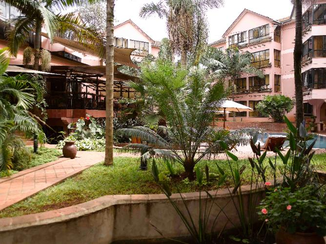 Wasini All Suite Hotel Nairobi