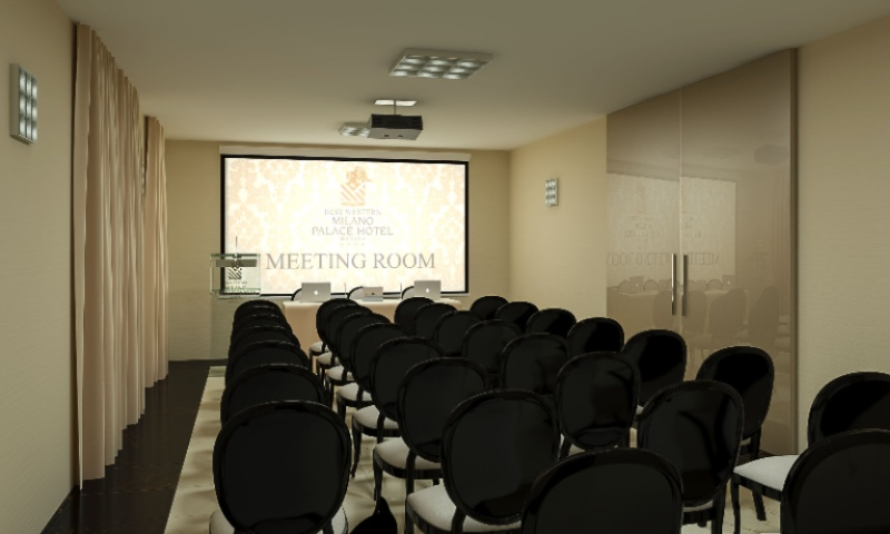Meeting Room Sala Vittoria 8 of 26