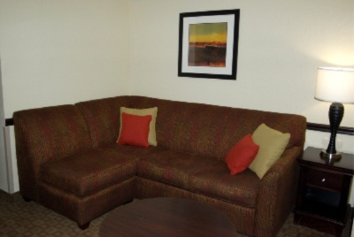 All Rooms Include A Living Area With A Queen Sized Sofa Pullout! 7 of 11