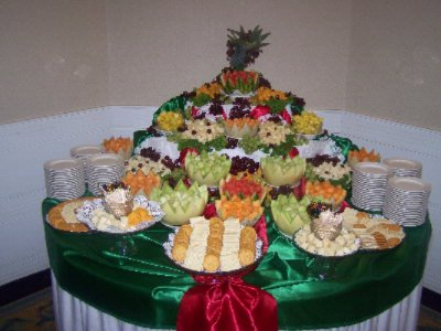 Fruite & Cheese Display 11 of 11