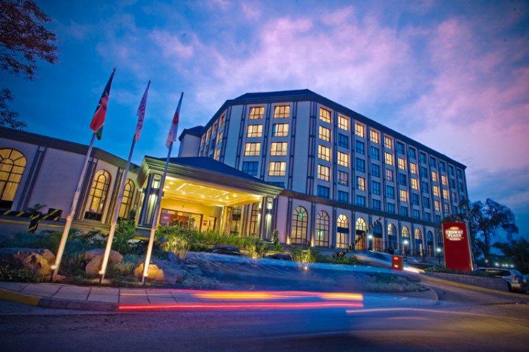 CROWNE PLAZA HOTEL NAIROBI - Nairobi Kenya Rd. Off Kilimanjaro