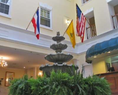 Fountain In The Lobby Atrium 3 of 11